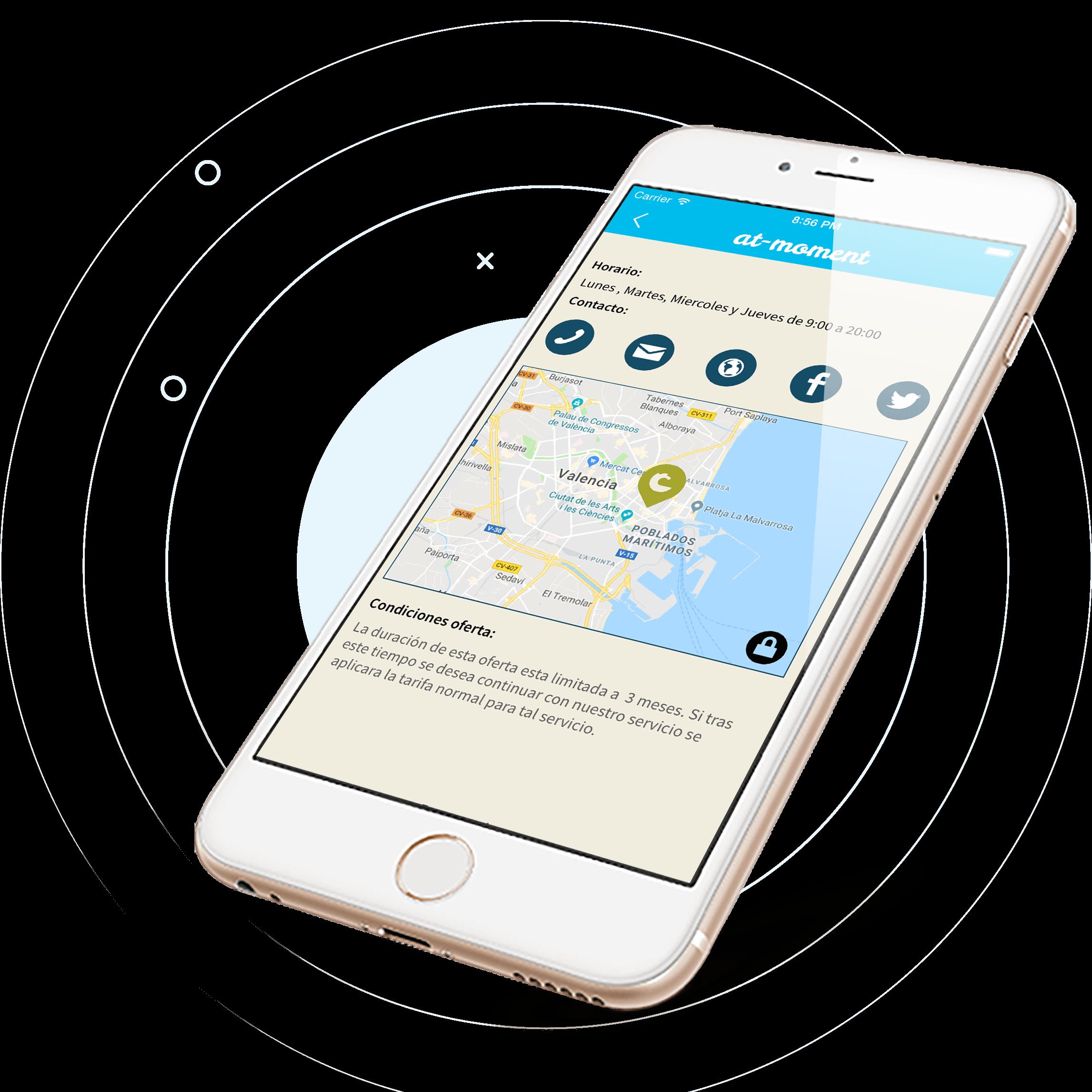 Desarrollo de aplicaciones móviles a medida
